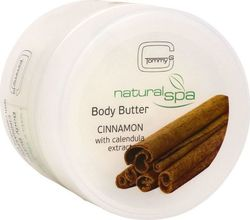 TommyG Natural Spa Body Butter Cinnamon 200ml