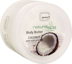 TommyG Natural Spa Body Butter Coconut 200ml