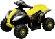 Four Wheel Drive 6V B-05 Yellow