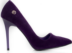 Oshoes 355 Purple Suede