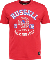 Russell Athletic Crew Neck Tee Rosette A7-016-1-459