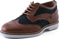 Ανδρικά Oxford Wrangler Brogue (WM171131 Cognac)