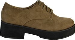 OEM 66195L Brown Suede