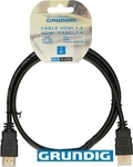 Grundig HDMI 1.4 Cable HDMI male - HDMI male 2m (87068)