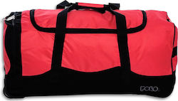 Polo Trolley Amsterdam Red 60lt