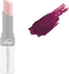 Wet n Wild Fergie Perfect Pout Lip Color A041 Ferguson Crest Cabernet