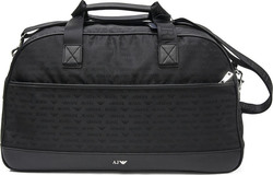 Armani Jeans Traveller Bag Nero