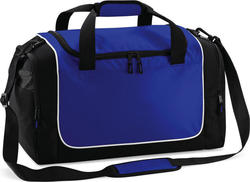 Quadra QS77 Teamwear Locker Bag Bright Royal / Black / White 30lt
