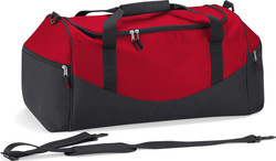 Quadra QS70 Teamwear Holdall Red / Black 55lt
