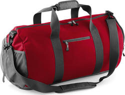 Bagbase BG546 Athleisure Kit Bag Classic Red 58lt