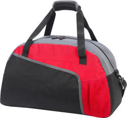 Shugon Saloniki 1584 Black/Red/Dark Grey 32lt