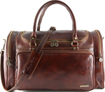 Tuscany Leather Praga TL1048 Brown 54cm
