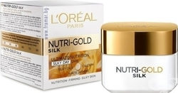 L'Oreal Nutri-Gold Silk Ultimate Nutrition Silky Day Cream 50ml