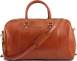 Tuscany Leather TL VOYAGER TL141218 Honey 50cm