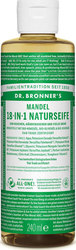 Dr. Bronner's Castile Soap Almond 240ml