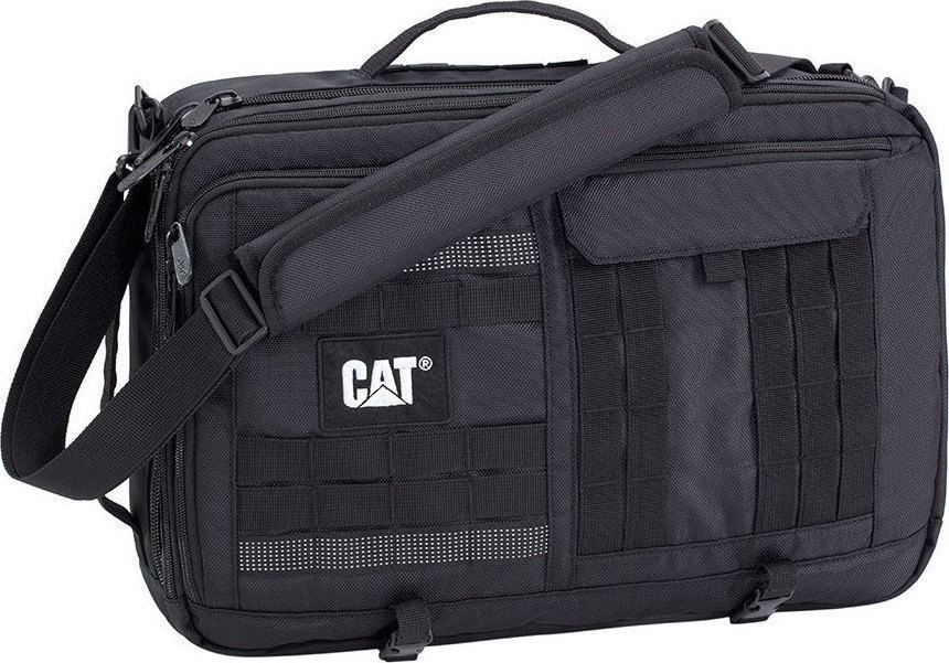 Προσθήκη στα αγαπημένα menu CAT Combat Convertible Backpack 83234 Black 77fd7c40903