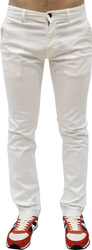 BOSS ORANGE S-CHINO SLIM TROUSER NATURAL WHITE