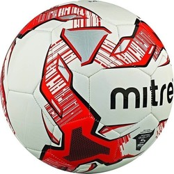 Mitre Impel Football BB1052 WHT-RED