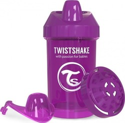 Twistshake Crawler Cup Purple 300ml