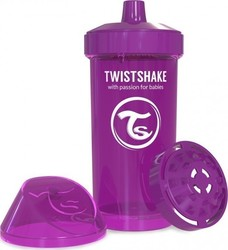 Twistshake Kid Cup Purple 360ml