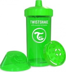 Twistshake Kid Cup Green 360ml