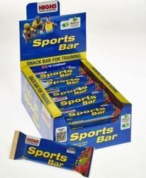 High5 Sports Bar Box 25 x 55gr Berry