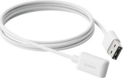 Suunto White Magnetic USB Cable