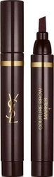 Ysl Couture Brow Marker 1 Light Brown