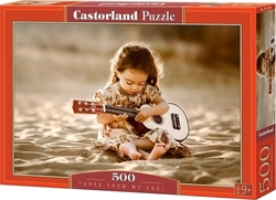 Tunes from My Soul 500pcs (B-52288) Castorland