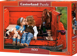 First Kiss 500pcs (B-52523) Castorland