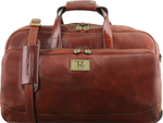 Tuscany Leather Samoa TL141452 Brown 50cm