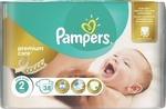 Pampers Premium Care No 2 (3-6kg) 38 τμχ