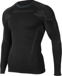 Brubeck Thermo Active Shirt LS13040 Black