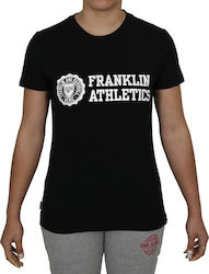 Franklin and Marshall Athletics Tee W ( TSWF534ANAS7-0021 )
