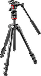 Manfrotto BeFree Live Tripod Kit Τρίποδο - Βίντεο