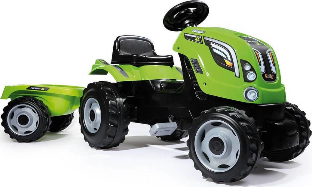02db0a91bbbd Προσθήκη στα αγαπημένα menu Farmer XL Green Tractor + Trailer
