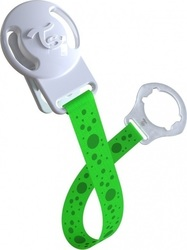 Twistshake Pacifier Clip Green