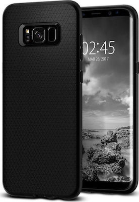 Spigen Liquid Air Armor Μαύρο (Galaxy S8+)