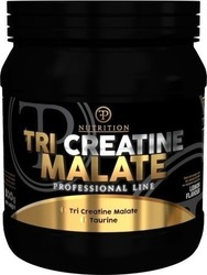 PF Nutrition TRI Creatine Malate 500gr Πορτοκάλι