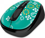 Microsoft Wireless Mobile Mouse 3500 Oh Joy