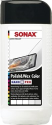 Sonax Polish & Wax COLOR Nano Pro (02960410) 250ml
