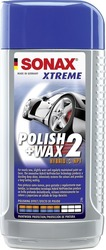 Sonax XTREME Polish & Wax 2 Hybrid NPT (02071000) 250ml