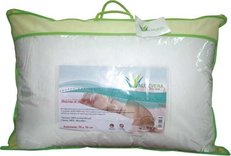cb3912663d73 Προσθήκη στα αγαπημένα menu Ysatis Μαξιλάρι Ύπνου Microfiber Aloe Vera  Pillow