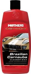 Mothers California Gold Brazilian Carnauba Cleaner Wax (05701) 475ml