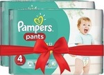 Pampers Pants No 4 (9-14kg) 2*30τμχ