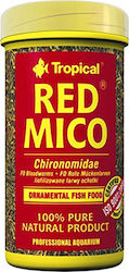 ΤΡΟΦΗ TROPICAL RED MICO 100ML