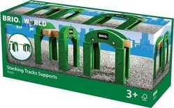 Brio Toys Stacking Track Supports