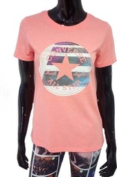 Converse Photo Fill Chuck Patch Crew Tee 10003619-830