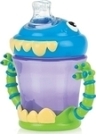 Nuby Ποτήρι Monster No Spill 210ml