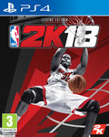 NBA 2K18 (Legend Edition) PS4